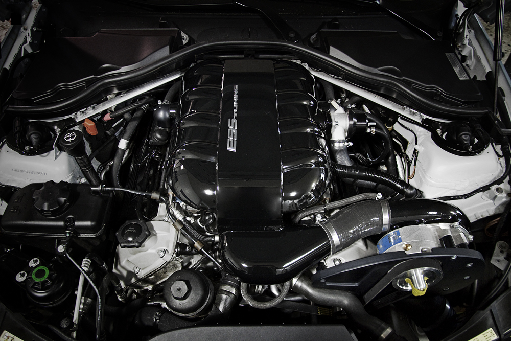 ESS Tuning VT2-625 Intercooled Supercharger System Installed (4)