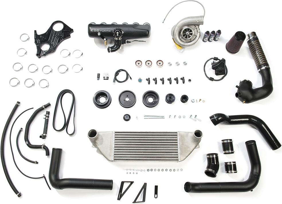 ESS Tuning VT2-575 Supercharger System Gen 3 for BMW M3 E46