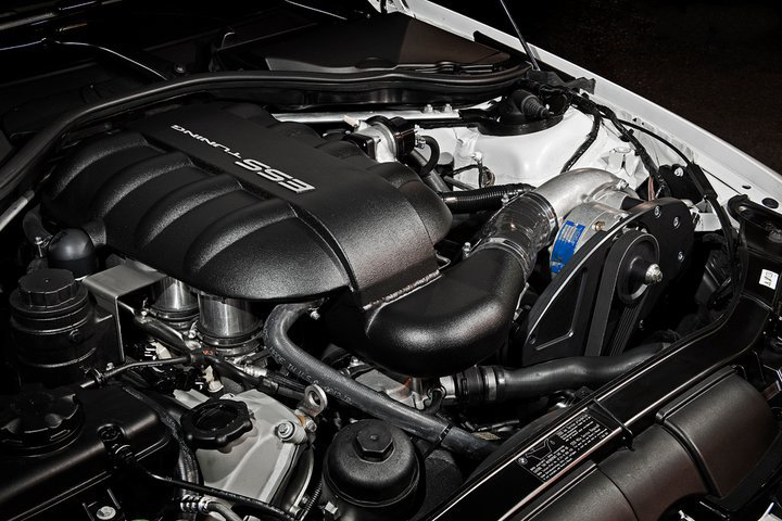 ESS Tuning VT2-625 Intercooled Supercharger System Installed (3)