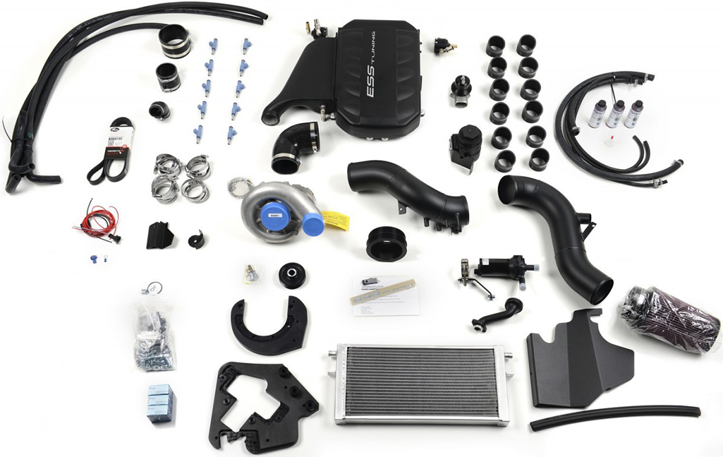 ESS Tuning S85 VT2-660 Supercharger System Gen 2 for BMW M5/M6