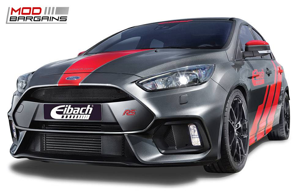 Eibach Pro-Kit Lowering Springs for 2016 Ford Focus RS