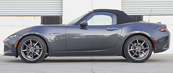 Eibach Pro Kit Springs for 2016+ Mazda MX-5