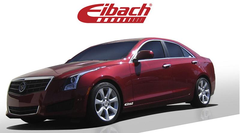 2013 Cadillac Ats 2 0 L Turbo >> Eibach Cadillac ATS 2.0T Performance Lowering Springs