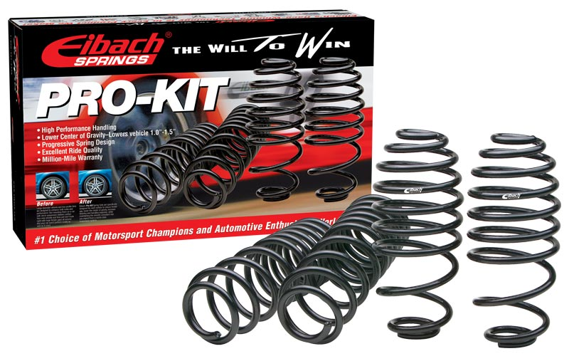 Eibach Pro Kit Performance Springs for Cadillac CTS-V