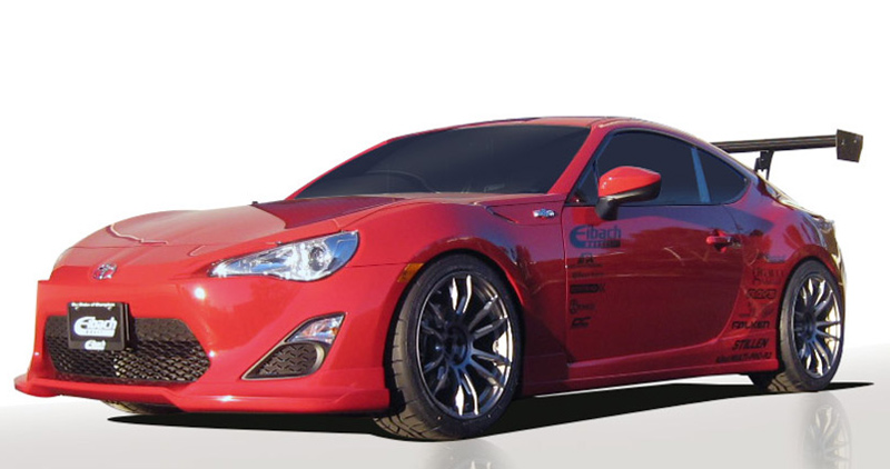Eibach Suspensions for Scion FR-S