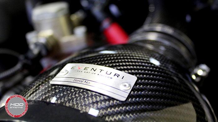 Carbon Fiber Air Intake