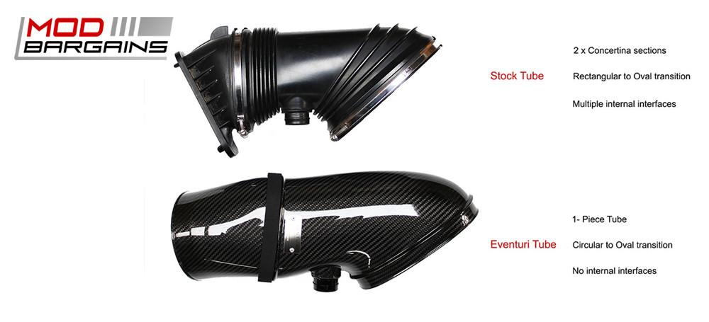 Eventuri EVE-E9X-CF-INT Carbon Fiber Intake BMW E9X E90 E92 E93 M3 2007-2013