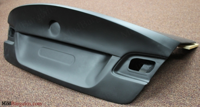 CSL-Style Trunk/Bootlid in FRP