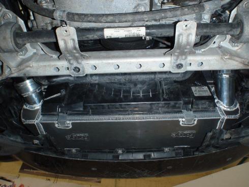 Forge Motorsport Intercooler for 2011-13 N55 BMW 335i [E90/E92/E93] FMINTBM