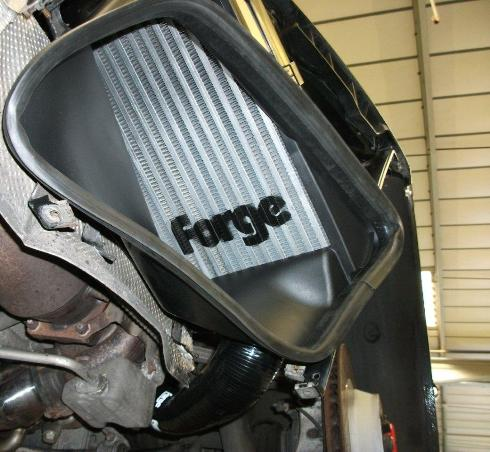Forge Motorsport Intercoolers for 997 Porsche 911 Scoop