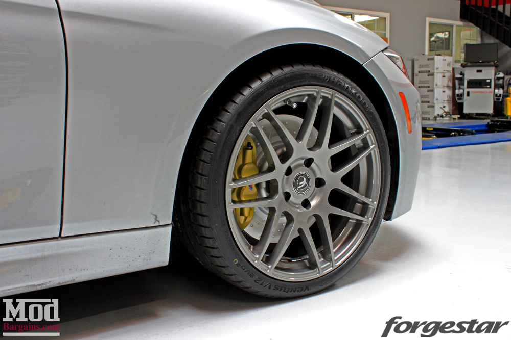 F14 Super Deep Concave Gunmetal - 19x9.5 / 19x11 - Michelin Pilot Super Sport Tires F82 M4