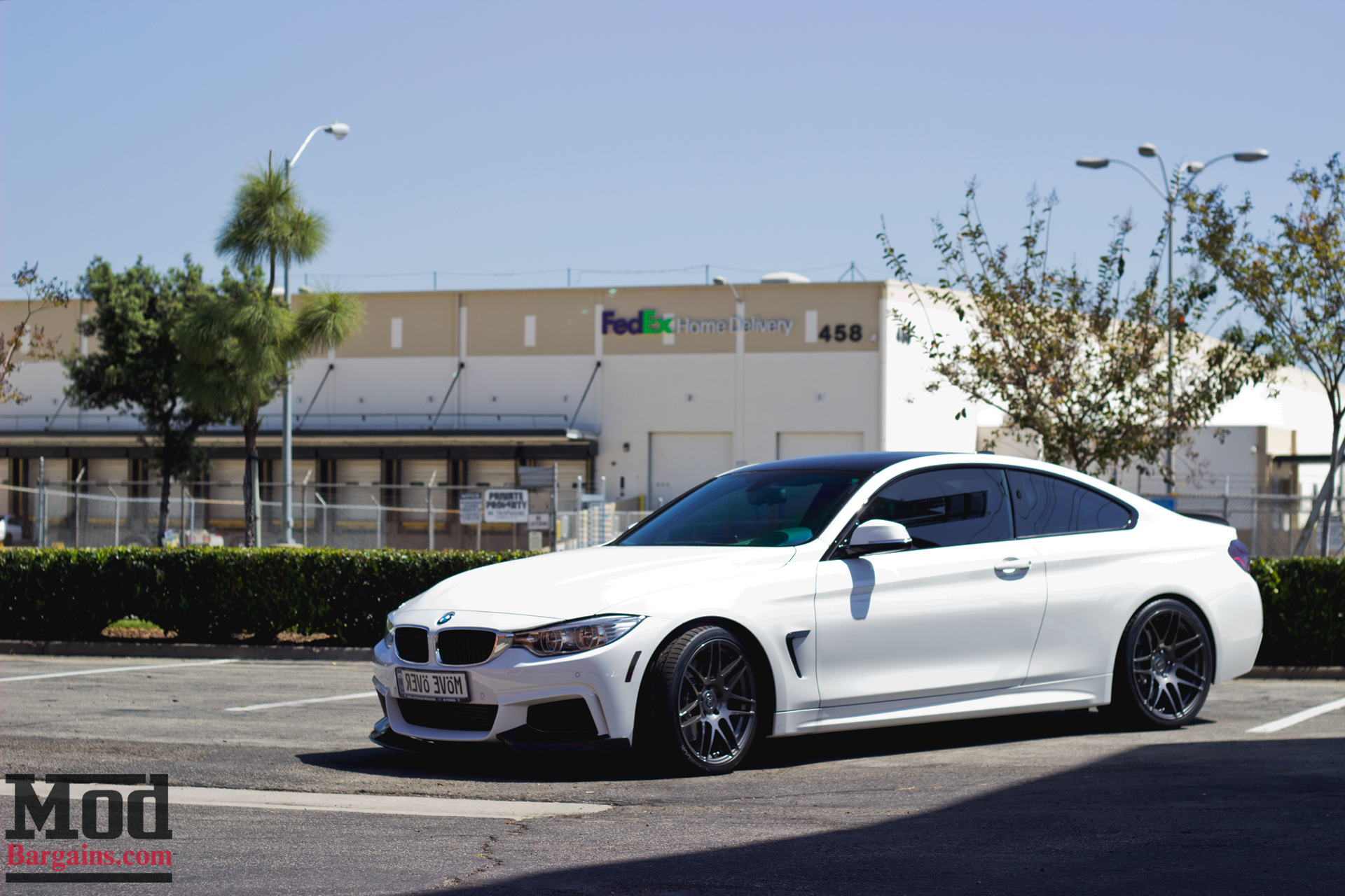 Forgestar F14 Wheels for BMW F32 435i 4-Series Installed 1