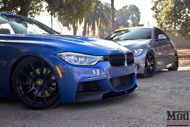 Forgestar CF10 Wheels for BMW Installed 2