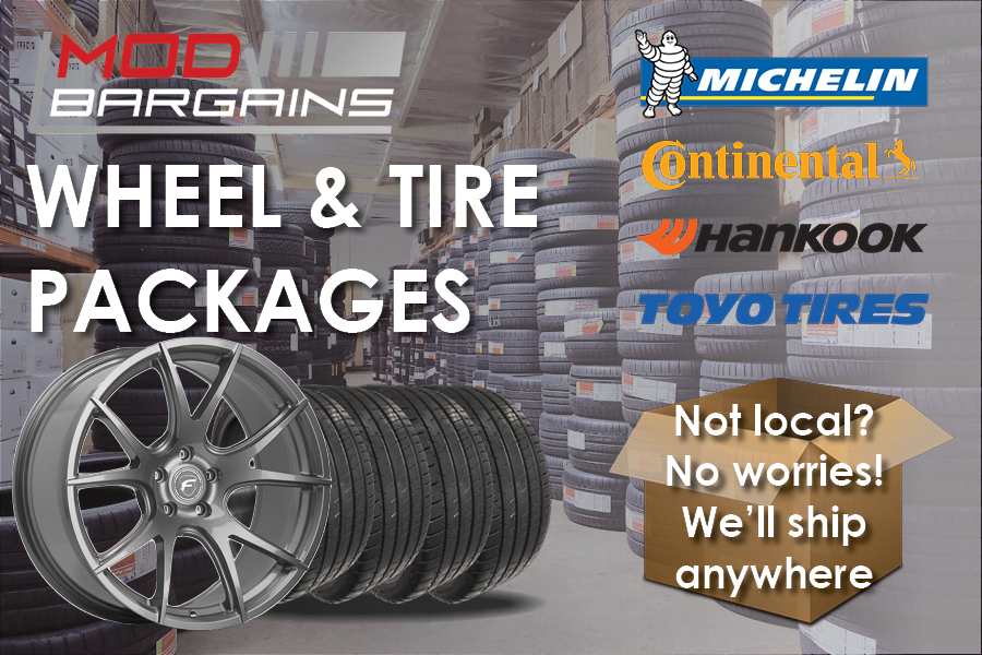 Wheel and Tire Package