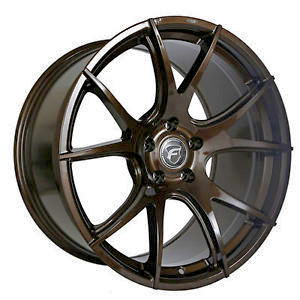 Forgestar Cf5v Wheels Bronze Burst For Bmw 19in 20in 5x120mm