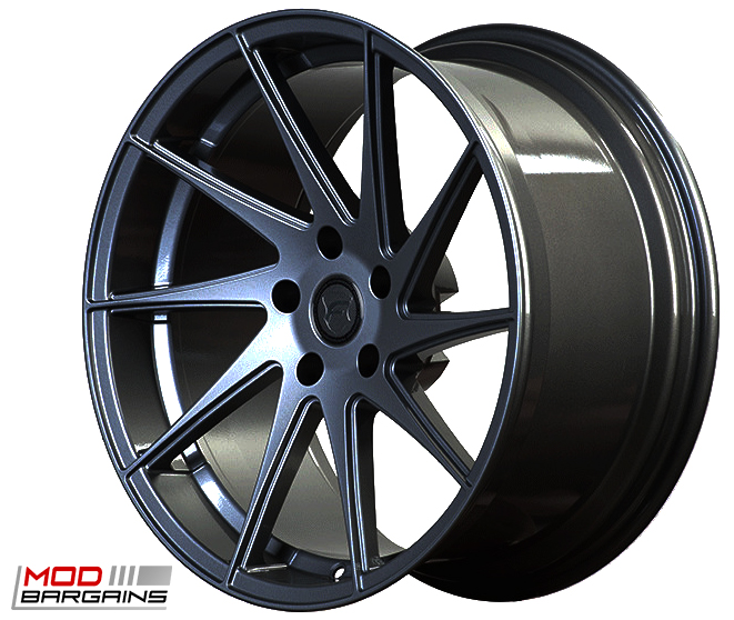 Forgestar F10D Wheel for Hyundai 19in Gunmetal