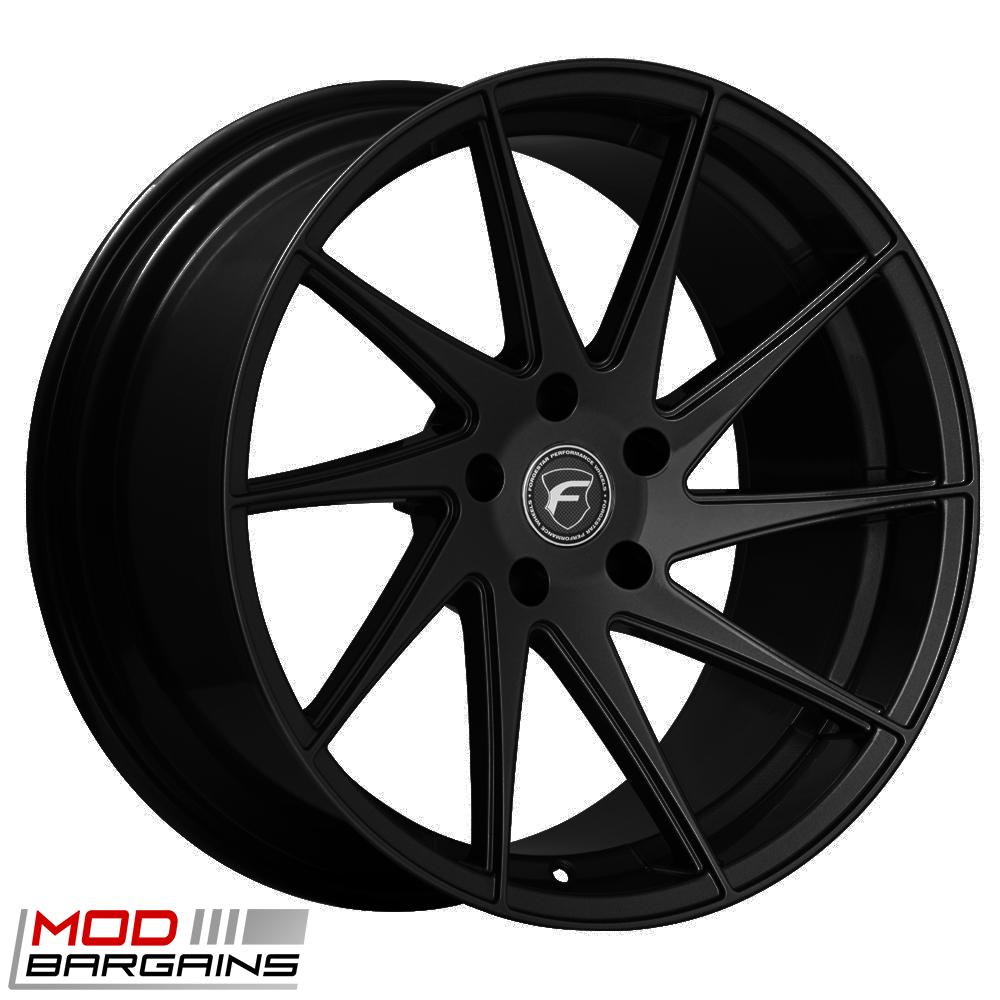Forgestar F10D Deep Concave Wheel for Tesla 19in Black