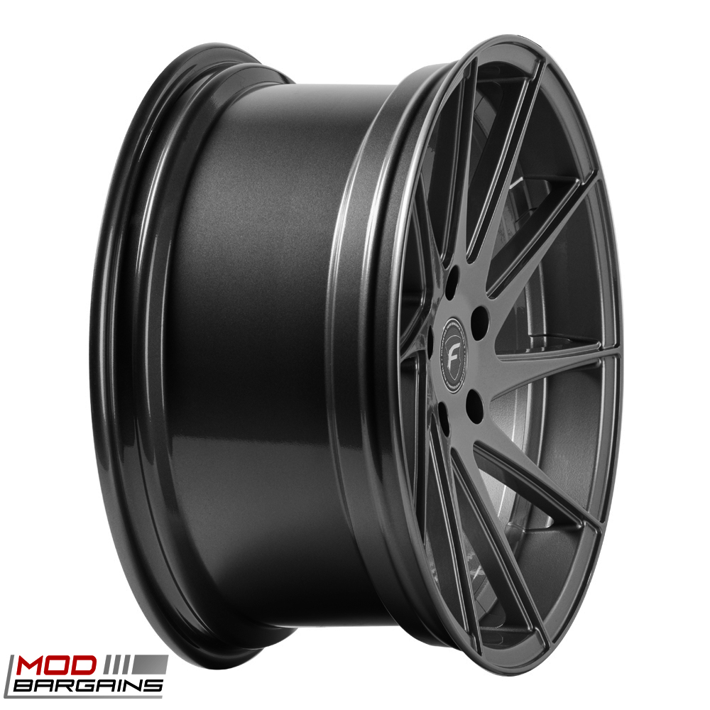 Forgestar F10D Deep Concave Wheel for Hyundai 19in Gunmetal