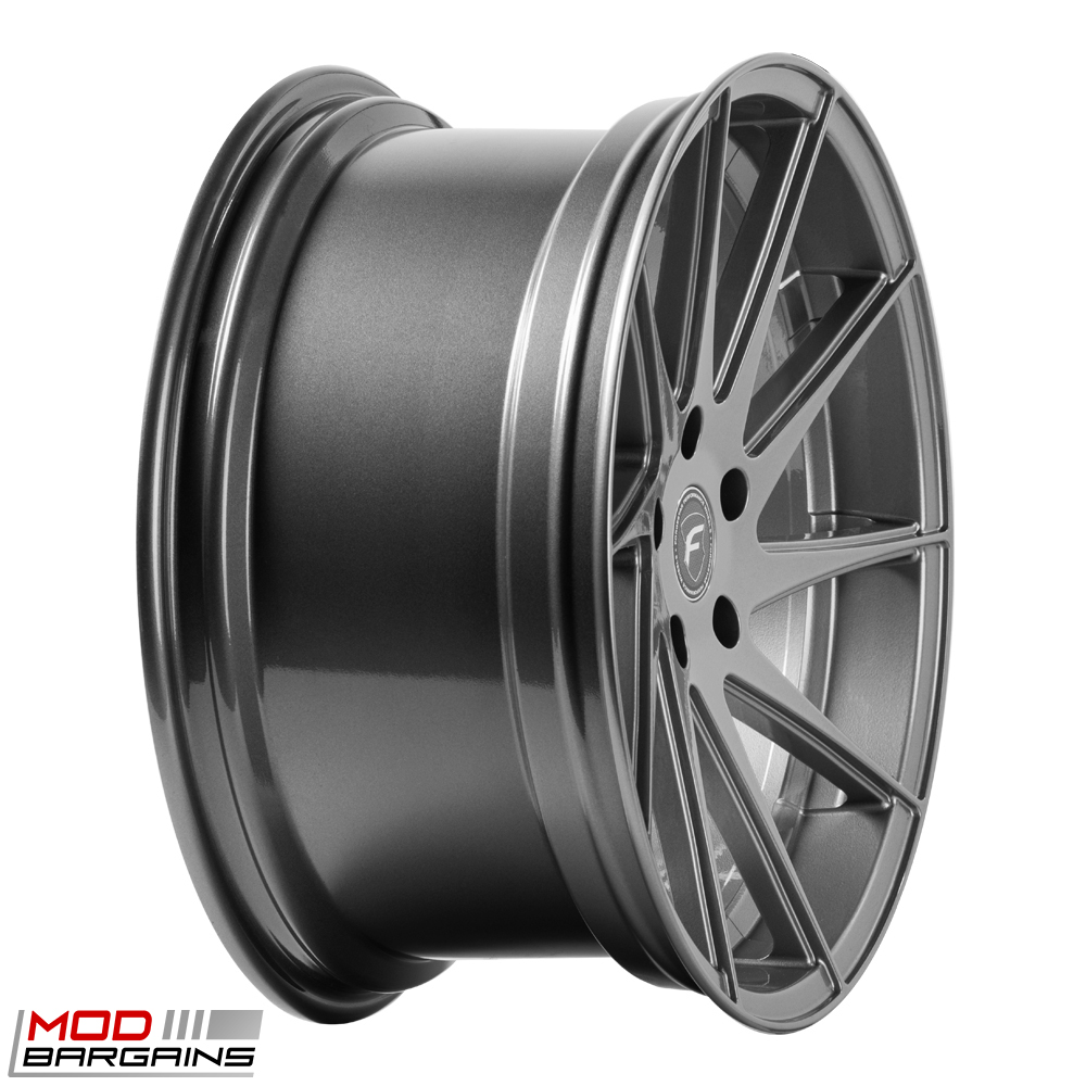Forgestar F10D Wheel for Chevrolet 19in Silver