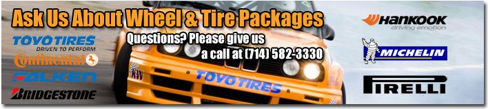 Wheel and Tire Packages Contact