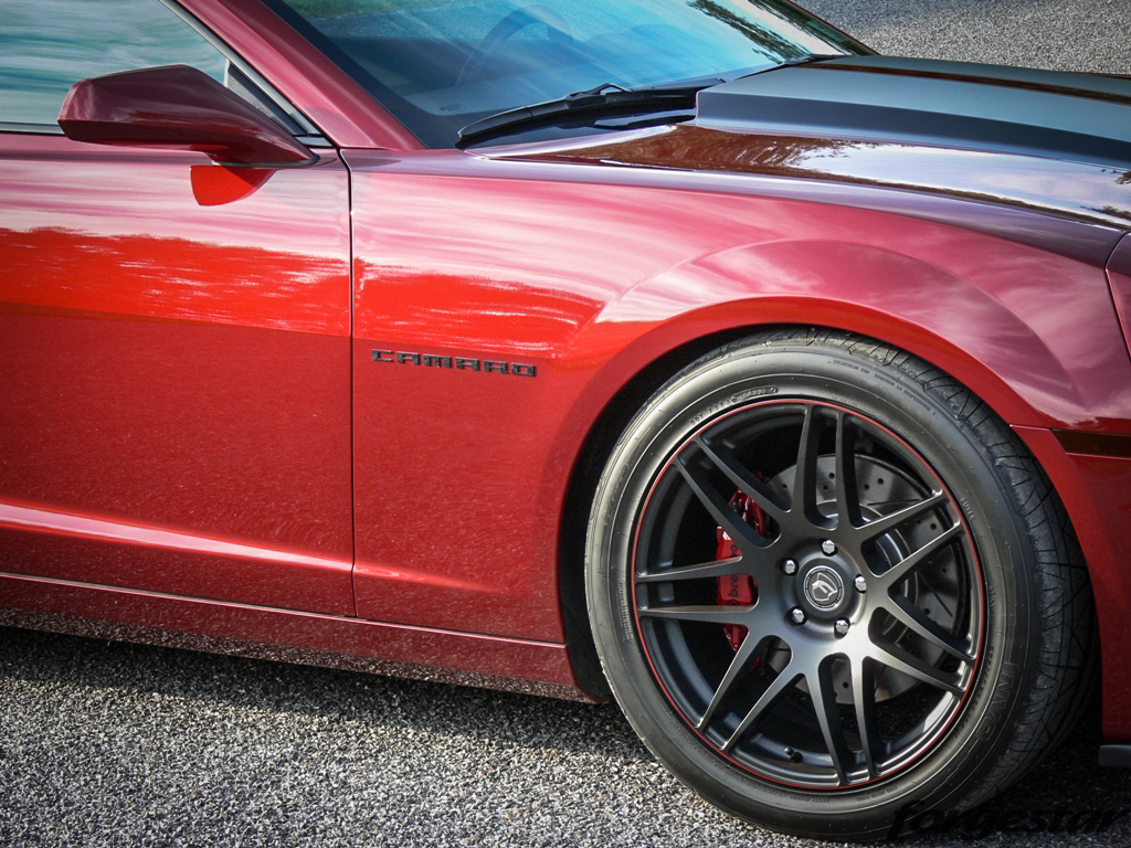 Forgestar F14 Wheels For Chevrolet Camaro G8 Gto 20in