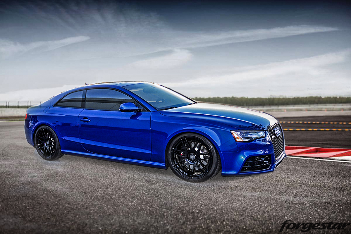 Forgestar F14 Wheels For Audi 20in 5x112mm 20x8 5 20x9