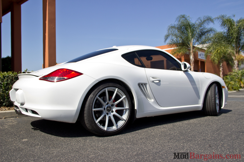 bolt on up to 40whp with these mods for 987 porsche cayman s. Black Bedroom Furniture Sets. Home Design Ideas