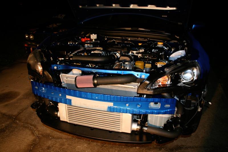 Stage 1 Turbo Kit