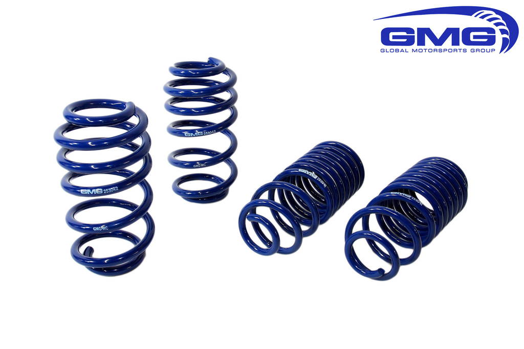 GMG Racing Lowering Springs for B8 Audi S4 A4 A5 S5 B8.5