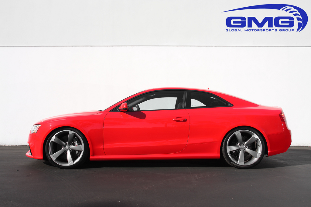 GMG Racing Lowering Springs for B8 Audi S4 A4 S5 A5 B8.5
