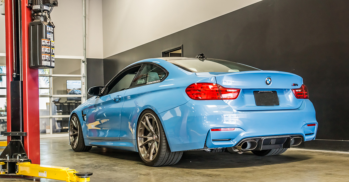 modbargains modauto BMW M4 GMG motorsports exhaust performance