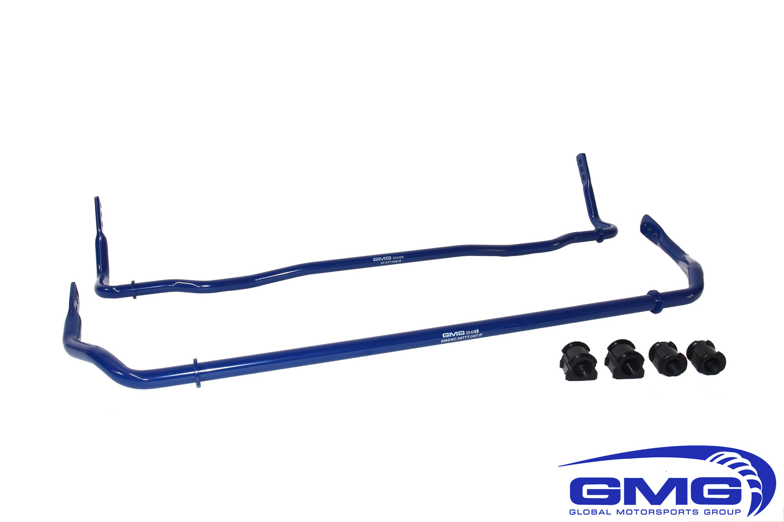 GMG Racing Front + Rear Sway Bars for Porsche