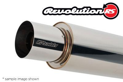 lexus is300 greddy revolution rs exhaust
