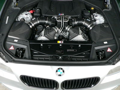 GruppeM BMW F10 Intake