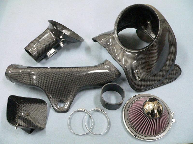 Gruppe M Carbon Fiber Intake System BMW