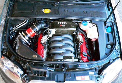 GruppeM Audi RS4 Intake
