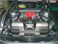 GruppeM Ferrari F430 Coupe V8-4.3L Intake