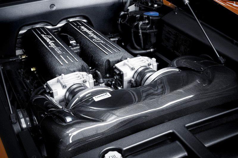 GruppeM Lamborghini Gallardo Coupe V10-5.0L Intake