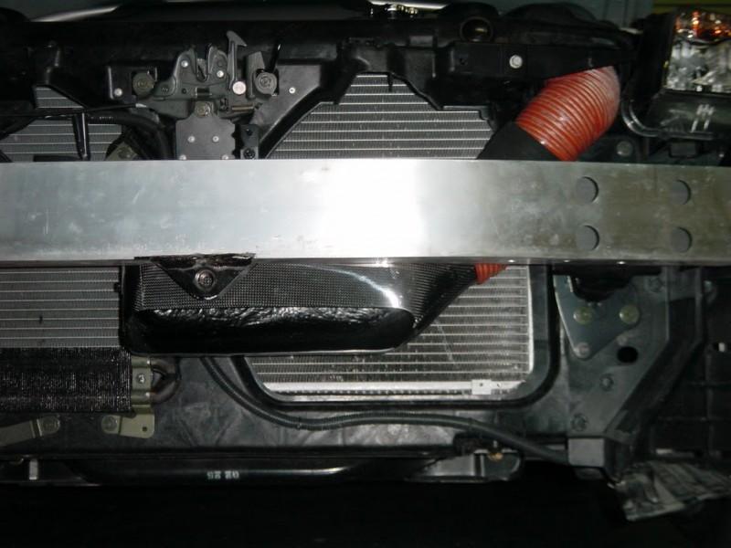 Gruppem Intake Nissan 350Z Z33