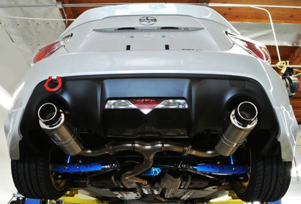 Get HKS Hi-power Spec-L Exhaust System  for Scion FR-S / Subaru BRZ @ ModBargains