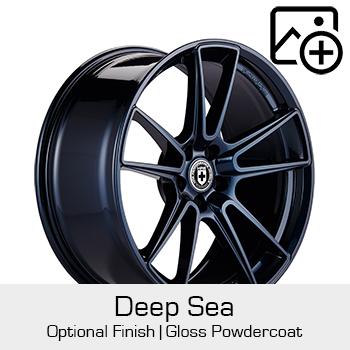 HRE Standard Finish Deep Sea
