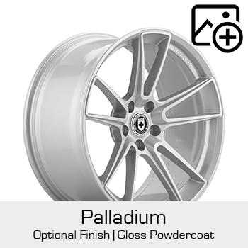 HRE Standard Finish Palladium