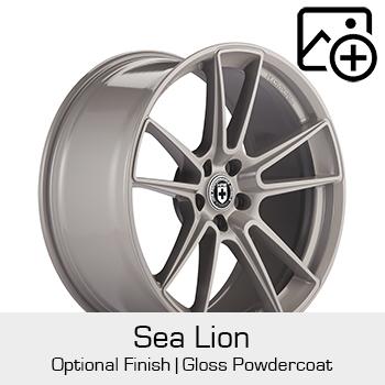 HRE Optional Finish Sea Lion