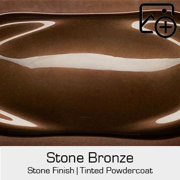 HRE Stone Finish Stone Bronze
