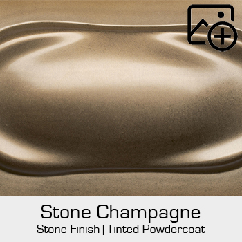 HRE Stone Finish Stone Champagne