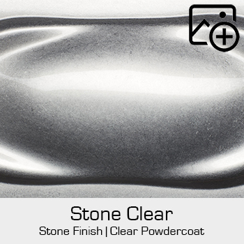 HRE Stone Finish Stone Clear