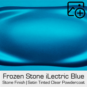 HRE Stone Finish Frozen Stone iLectric Blue
