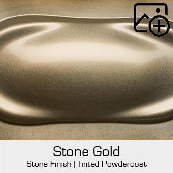 HRE Stone Finish Stone Gold