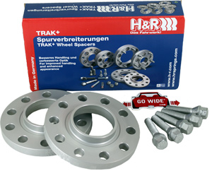 Shop H&R BMW 5 Series Wheels Spacers @ ModBargains.com