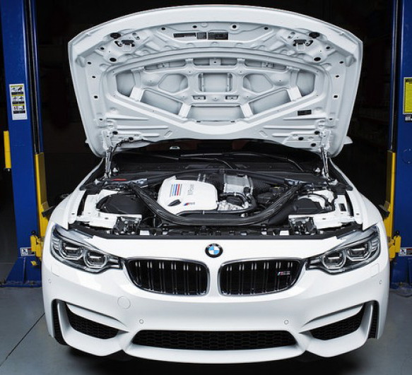 bmw 335i n54 how to take off engine cover